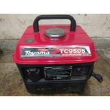 Gerador À Gasolina Toyama 950w 110v Tc950s