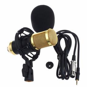 Bm800- Bm700- Lapela- Microfone Condensador- Studio