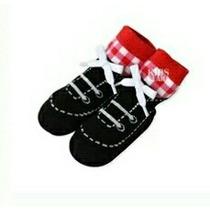 Calcetines Tipo Zapato Para Bebés
