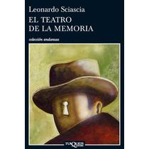 El Teatro De La Memoria/ The Theater Of Memory; Envío Gratis