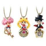 Set De 3 Straps De Sailor Moon Luna Winkle Dolly