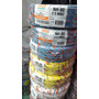 Cable Nh 2.5mm Y 4mm Indeco Original ( S/. A Tratar )