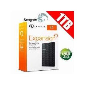 Hd Externo 1 Tera Slim Usb 3.0 Seagate Expansion Lacrado