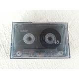 Fita Cassete Basf 46 Ferro Novas Tdk Sony Maxell Jvc Denon