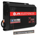Fonte 70a Automotiva Jfa Similar Taramps Stetsom Impacto