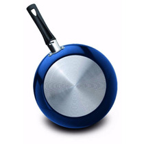 Sarten 30 Cm Azul Marino Mod: Azul Dar Marca Euroline