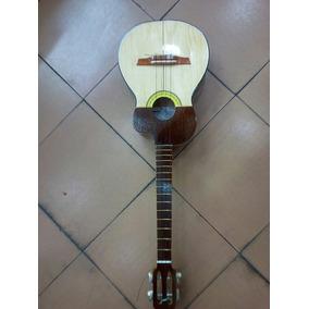 Cuatro Larense Vemezolano Instrumento Madera Artesanal