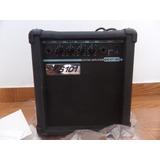 Amplificador Para Guitarra Marca S101 Importado De Usa