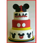 Maquetas De Minnie Y Mickey Mouse