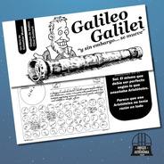 Libro Galileo Galilei Y Sin Embargo Se Mueve
