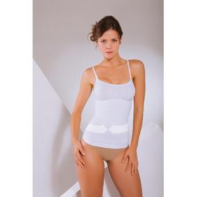 Musculosa Modeladora Bretel Fino