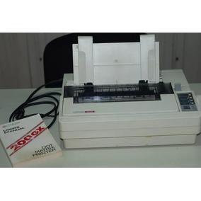 Impresora Citizen 200gx Matriz De Punto En Buen Estado.