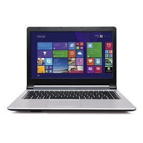Notebook Positivo Xs8220 Core I5, 4gb, 750gb, Hdmi, W8