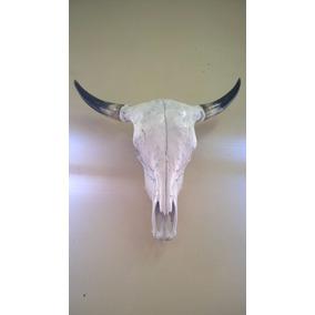 Cabeça De Boi Cranio Caveira