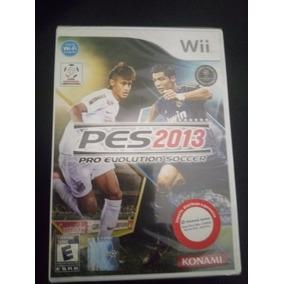 Pes 2013 Para Nintendo Wii. Original!!!