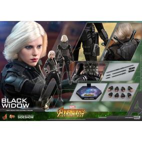 En Mano Hot Toys Avengers Infinity War Black Widow 1/6 Nuevo