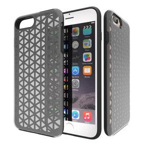 Estuche Iphone 7 Plus Ultra Delgada Híbrida Acrílico Pctpu P