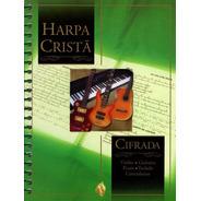 Livro Harpa Cristã Cifrada Cpad Piano Violão Letras Grandes