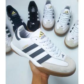 Adidas Samba Gris - Ropa y Accesorios Blanco en Mercado Libre Colombia 92fc06d8b