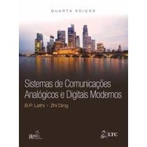 Livro Sistemas De Comunicaçoes Analogicos E Digitais Moderno