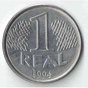 1 Real 1994 Dificil De Encontrar (raridade)