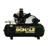 Compresor Aire A Correa Schulz 5,5 Hp 200 Litros Moron