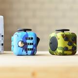Fidget Cube Camo, Cubo Anti Estres El Original