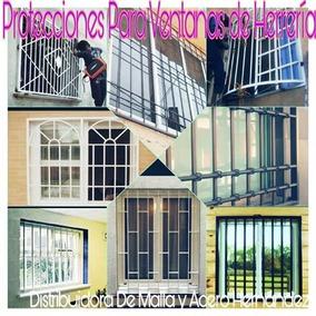 Protecciones Para Puertas, Ventanas, Barandales Y Mas..