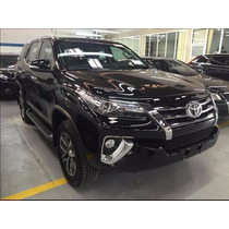 Toyota Hilux Sw4 2.8 Srx 4x4 7 Lug Tb Interc 2017 Blindado