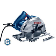 Sierra Circular Bosch Gks150 7 1/4'' 184mm 1500w Mano Madera