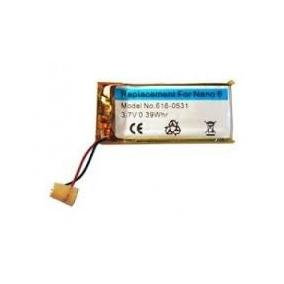 Bateria Para Ipod Nano 6 Geração 3.7v A Pronta Entrega