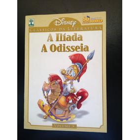 Hq Clássicos Da Literatura Disney 5 - A Ilíada & A Odisseia