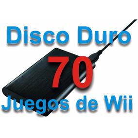 Disco Duro Nintendo Wii Con Hasta 200 Juegos Envio Incluido