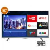 Smart Tv 50 Led Full Hd Netflix Youtube Hdmi Usb Vga Wifi