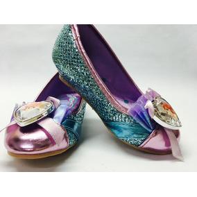 Zapatos Para Disfraz De Princesa Sirenita Original