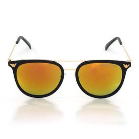 Óculos De Sol Emporio Armani Preto- Super Barato!