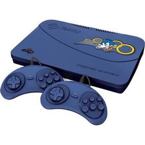 Master System Evolution Com 132 Jogos Na Memória - Tectoy
