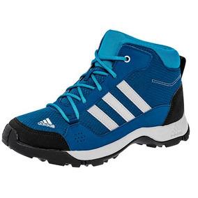 Tenis adidas Originales Tipo Bota En Color Azul