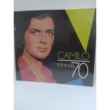 Camilo Sesto 70 2 Cd + Dvd Nuevo Y Original