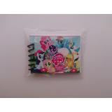 My Little Pony Mini Libreta Fiesta Cotillon Piñata Recuerdo
