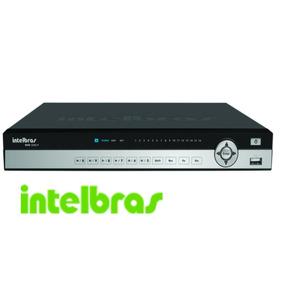 Nvr Gravador Ip 16 Ch Intelbras Full Hd Nvd 3000 C/nf-e