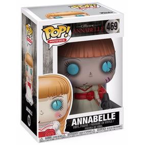 Boneco Annabelle Pop! Funko Invocação Do Mal Pronta Entrega