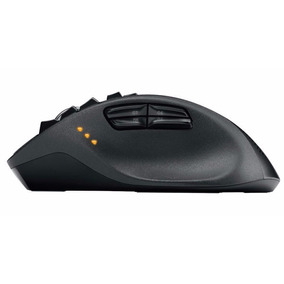 Mouse Wireless Logitech G700s 13 Botões