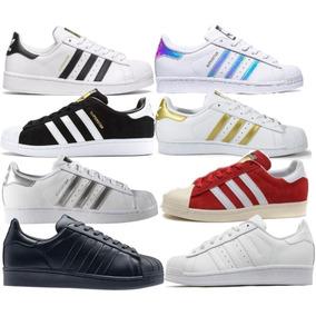 adidas Superstar C/caja Talle 35 A 43 Originales 15 Modelos