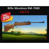 Rifle Deportivo Mendoza Magnum Rm-7000 Cal.5.5 Envio Gratis