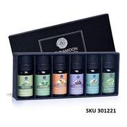 Aceite Esencial Difusor Aroma Humidificador Pack 6 W01