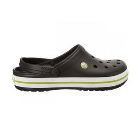 Crocs Crocband Originales Onix Volt Green - Crocs Uruguay