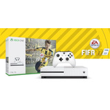 Xbox One S 500gb Fifa 17 Nueva Hay Stock