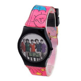 Pantalla One Direction Lcd Watch