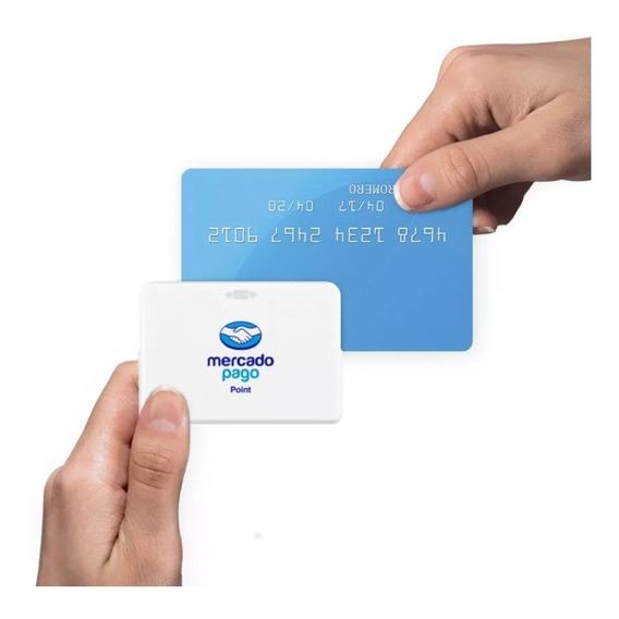 Mercado Point Bluetooth Posnet Lector Tarjetas Debito Credit